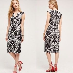 Anthropologie HD in Paris Etienne Sheath Dress